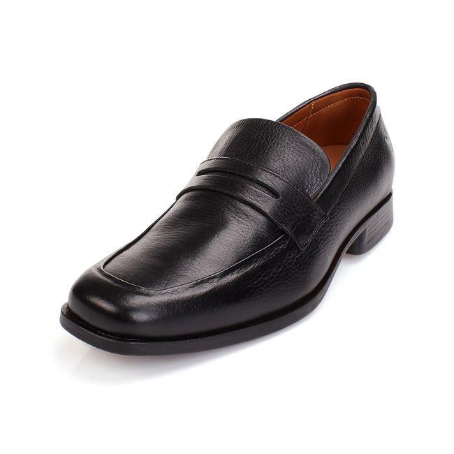 Sapato-Social-Gravata---Preto---Tamanho-38