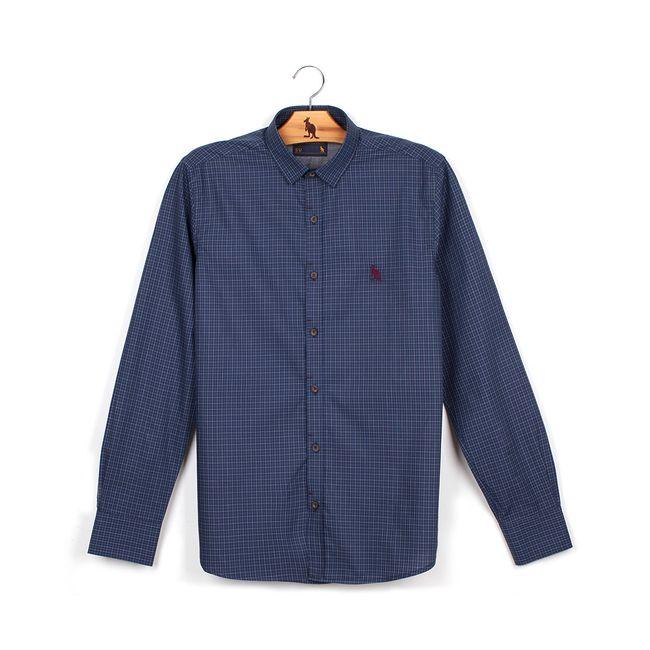 Camisa-Travete---Azul-Marinho---Tamanho-M