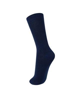 Meia-Canelado-Bordado---Azul-Marinho