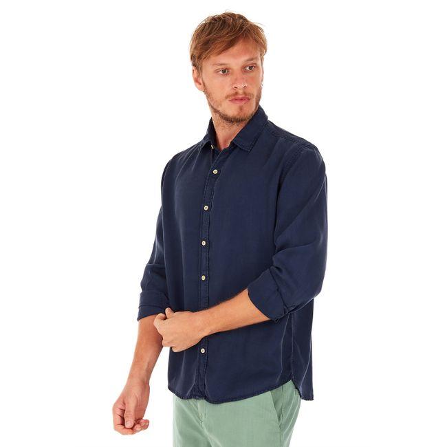 Camisa-Capri---Azul-Marinho---Tamanho-P