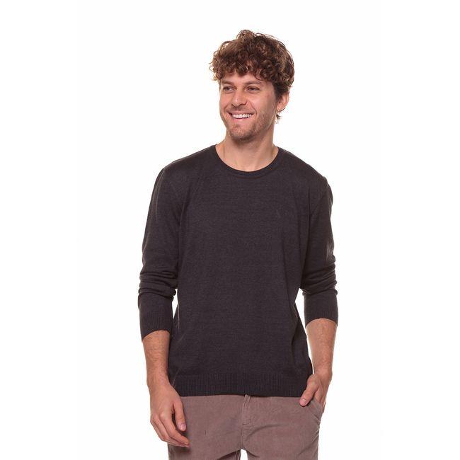 Blusa-Tricot-Classico---Preto---Tamanho-P
