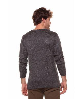 Blusa-Botone-Colorido---Cinza-Escuro---Tamanho-G
