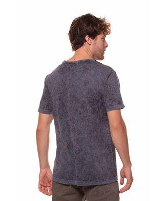 Camiseta-Bicolor---Azul-Marinho---Tamanho-P