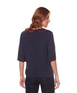 Camiseta-Mandalas-Lateral---Azul-Marinho---Tamanho-G