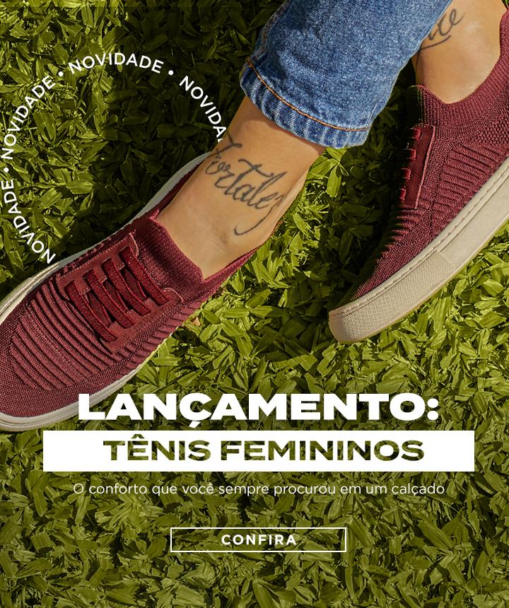 Calçados Feminino - Novidades